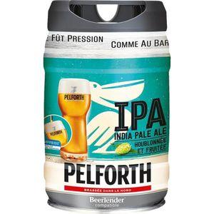 BIÈRE Pelforth IPA Bière blonde - Fût 5L compatible Beer