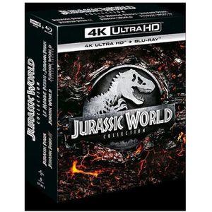 BLU-RAY FILM Coffret Jurassic Park 1 à 5 [Combo Blu-Ray, Blu-Ra