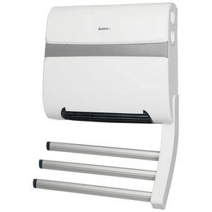 SÈCHE-SERVIETTE ÉLECT Supra - sèche-serviettes 2000w blanc - lesto.2
