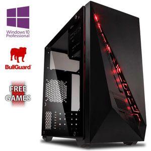 UNITÉ CENTRALE  VIBOX Precision 6XSW PC Gamer Ordinateur avec War