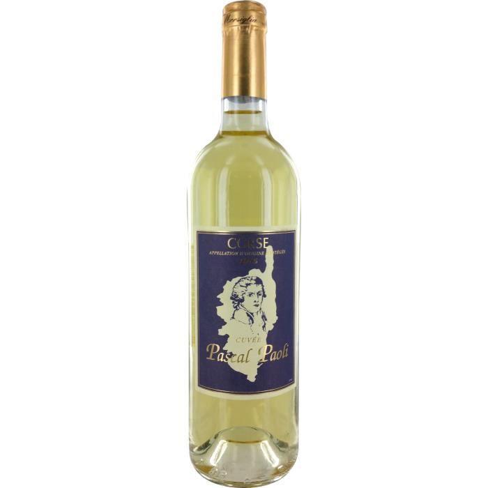 Pascal Paoli - Vin blanc de Corse