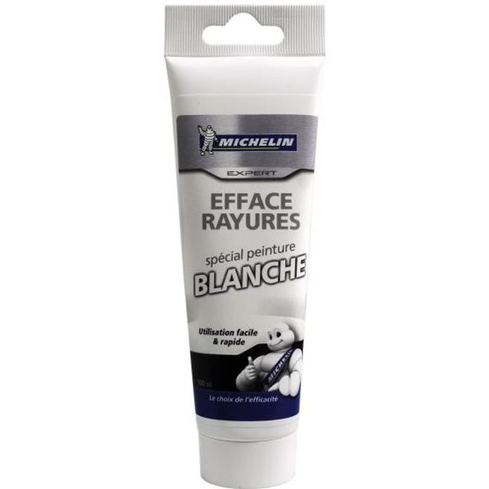MICHELIN Expert Efface-rayures - Blanc - 100 ml