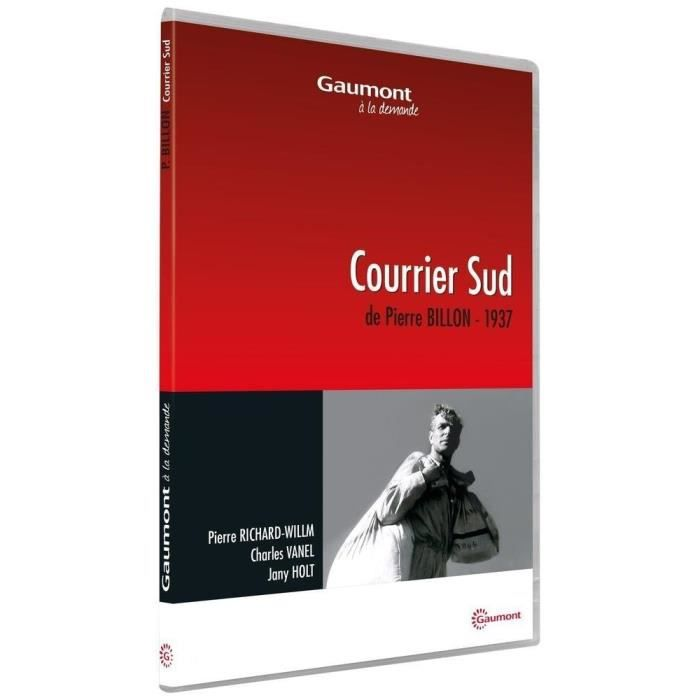DVD - Courrier Sud