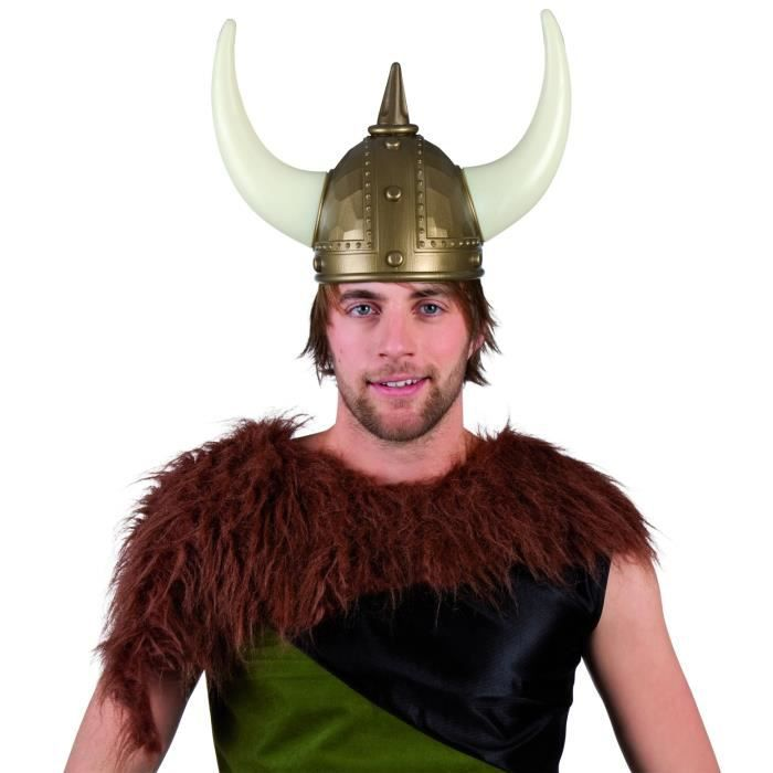 Casque viking adulte