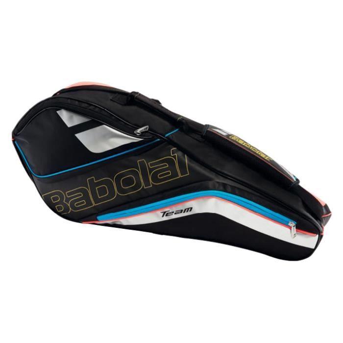Sacs et sacs à dos Sacs raquettes de tennis Babolat Racquet Holder Bad Team Line