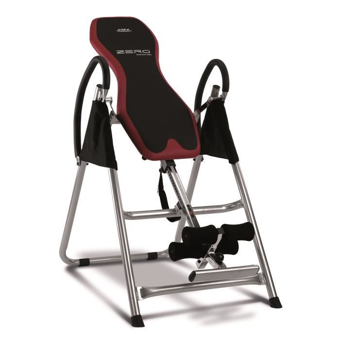 Musculation ZERO BH Fitness G400-Table d'inversion
