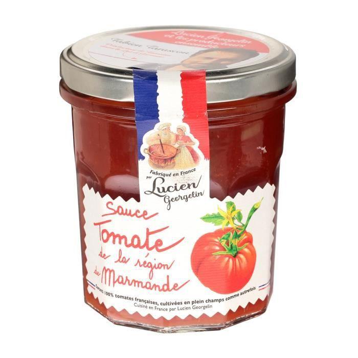 LUCIEN GEORGELIN Sauce Tomate de Marmande - 300 g