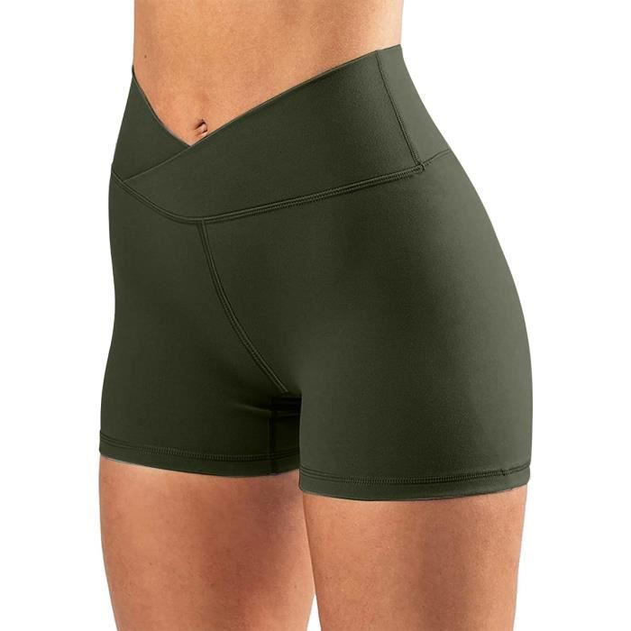 Dames Pure High Strength Sports Dry Quick Dry Running Fitness Yoga Shorts Pants MG611