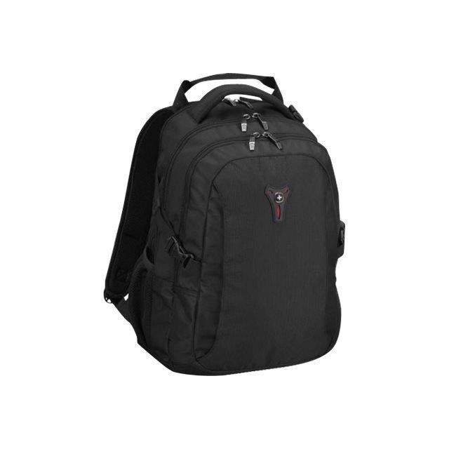 Wenger Sidebar Deluxe Sac à dos pour ordinateur portable 16- noir