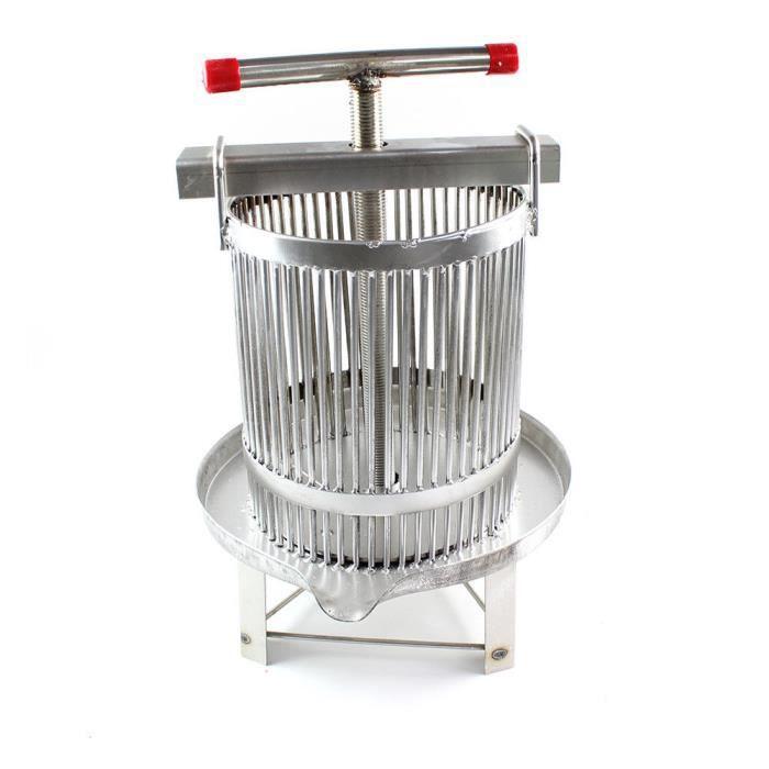 Centrifugeuse Extracteur De Miel Manuel à 2 Cadres En Acier Inoxydable 201