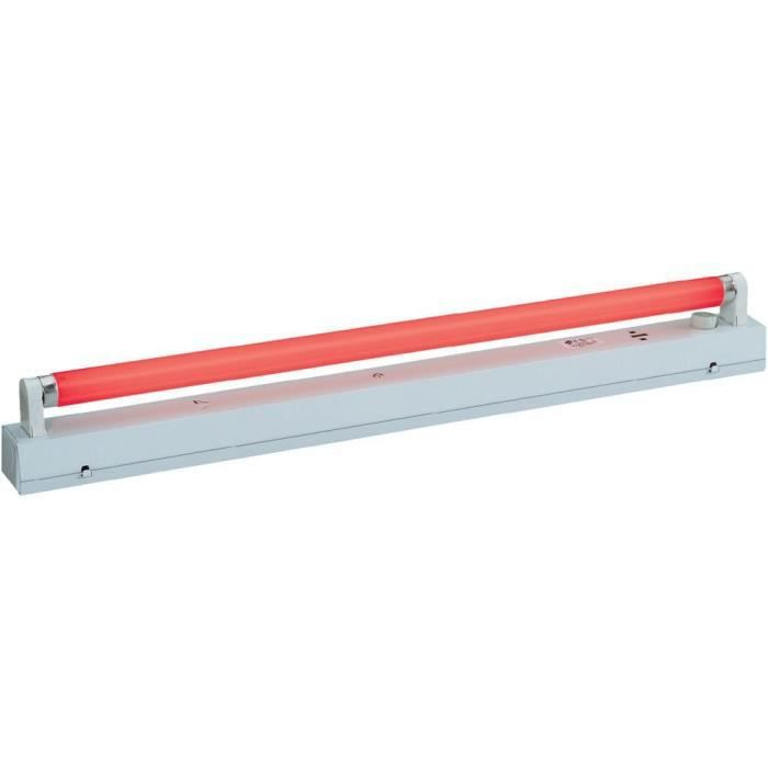 tube fluorescent 120 cm 36w rouge achat vente tube lumineux cdiscount. Black Bedroom Furniture Sets. Home Design Ideas