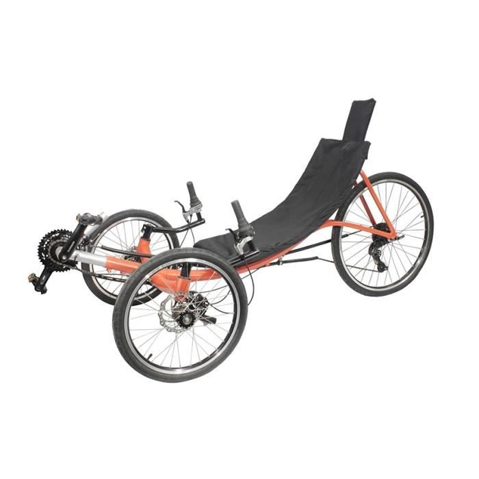 v lo tricycle couch recumbent trike prix pas cher. Black Bedroom Furniture Sets. Home Design Ideas