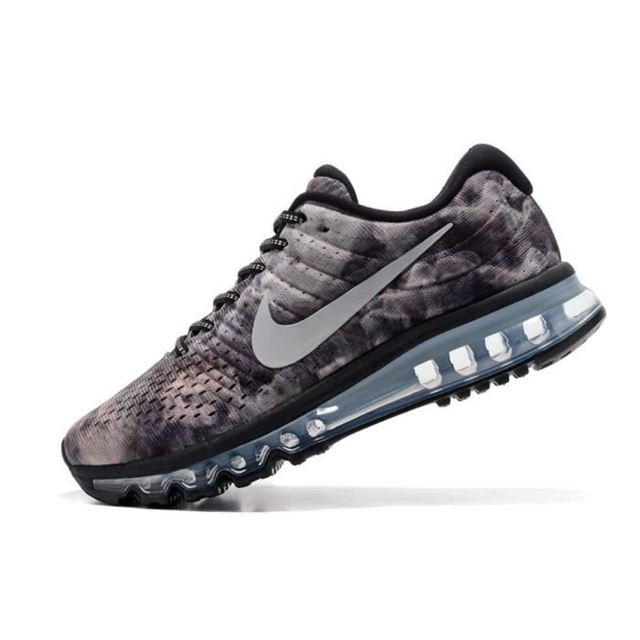 nouvelle arrivee 57a89 2ca16 NIKE Air max 2017 Homme Basket Running Chaussures Camouflage ...