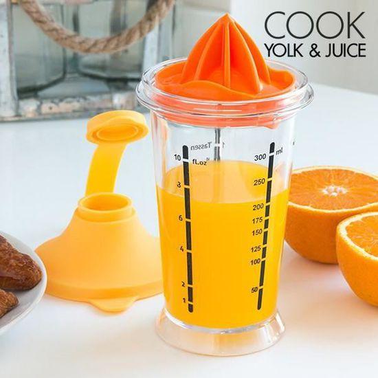 Presse-citron manuel Presse-agrumes Pour une utilisation /à la main Passe au lave-vaisselle Presse-agrumes manuel Presse-citron citron vert orange et extrait tous les jus de fruits
