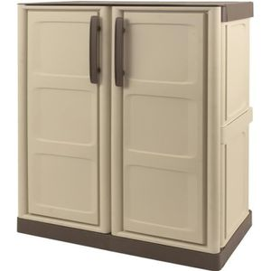 armoire de rangement jardin achat vente armoire de. Black Bedroom Furniture Sets. Home Design Ideas