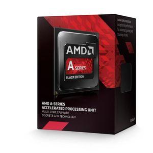 PROCESSEUR AMD Processeur A6 7470K Black Edition - AD747KYBJC
