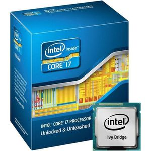 PROCESSEUR Intel® Core™ i7-3770K IvyBridge