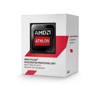 PROCESSEUR AMD X4 870K Black 95W Quiet    AD870KXBJCSBX