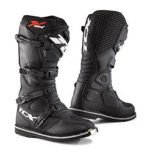 CHAUSSURE - BOTTE TCX Bottes moto cross X Blast noir