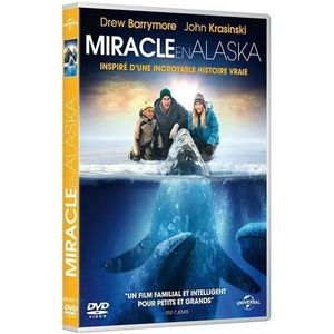 DVD DOCUMENTAIRE DVD Miracle en Alaska