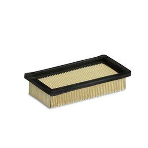 Accessoires aspirateur industriel KÄRCHER Filtre plissé plat  WD 7300 - 7700