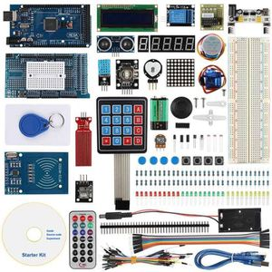 Kit d'assemblage PC Project Ultimate Dmarge pour Arduino UNO R