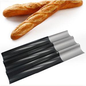 Lot de 5 baguettes en acier inoxydable de 23 cm de diam/ètre