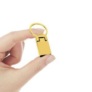 CLÉ USB Super mini clé USB 32 Go 16 Go Pendrive Metal Driv