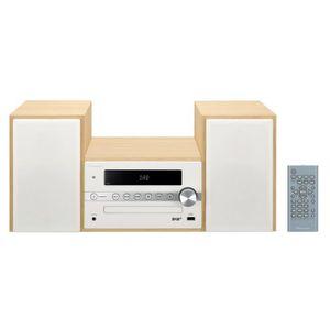 RADIO CD CASSETTE Pioneer X-CM56D HiFi-Micro-Système (lecteur CD, ha