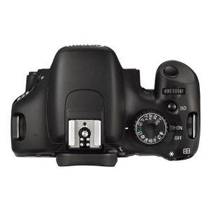 PACK APPAREIL RÉFLEX Canon EOS 550D + Objectif 18-55mm IS Stabilisé