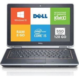 ORDINATEUR PORTABLE ordinateur portable  DELL latitude E6320 core I5 8