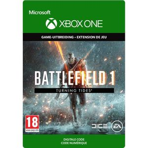 EXTENSION - CODE DLC Battlefield 1: Turning Tides pour Xbox One