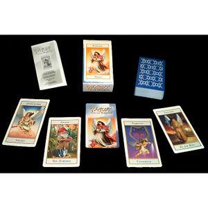 CARTES DE JEU Tarot des Anges