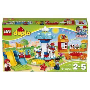 POUPÉE Poupee LEGO WREJW Duplo Fun Town famille juste pou