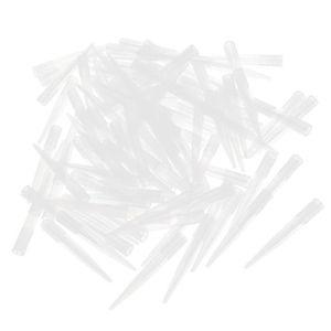 sourcingmap/® Laboratoire bleu clair en plastique /à pointe fine Pipette Tips 1000ul 1ml 500 Pcs