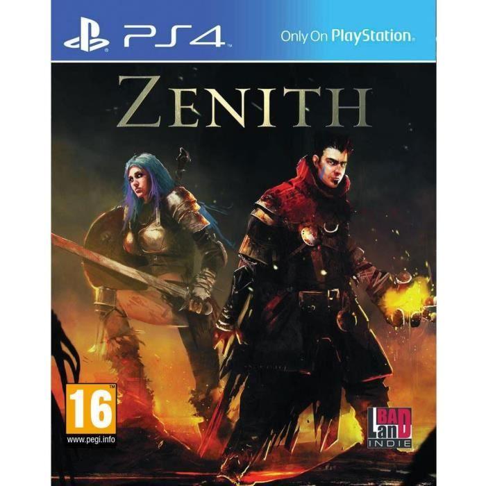 Zenith Jeu PS4