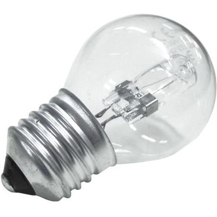 Ampoule Halogène 42W - Sphérique E27