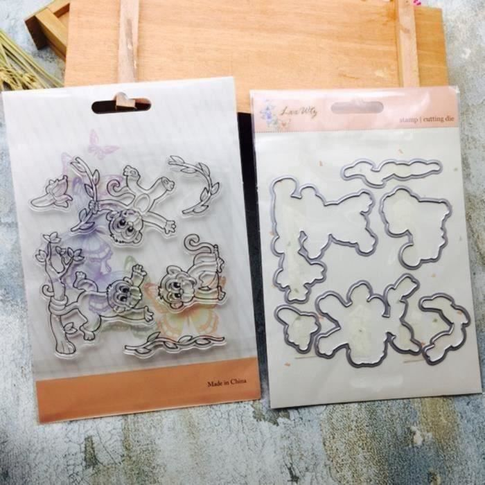 SA Dies Metal Cutting Stamp Pochoirs bricolage scrapbooking Album photo Décor embosser _yu1279 - SAIGY0118A6180