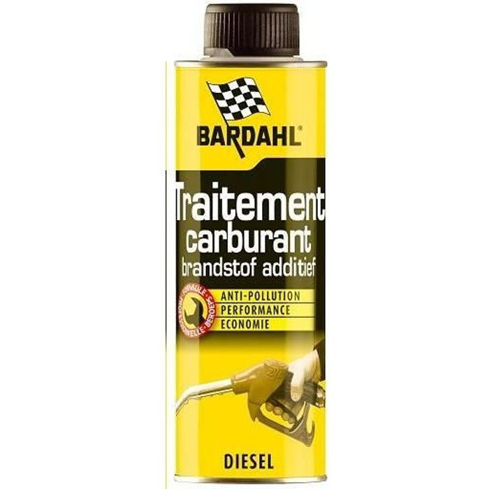 Traitement anti pollution diesel 300ml Bardahl 2011071