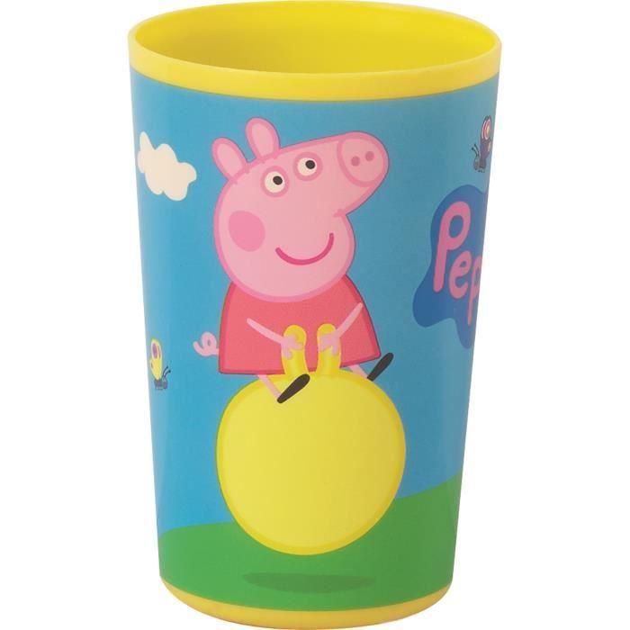 Fun House Peppa Pig verre pour enfant