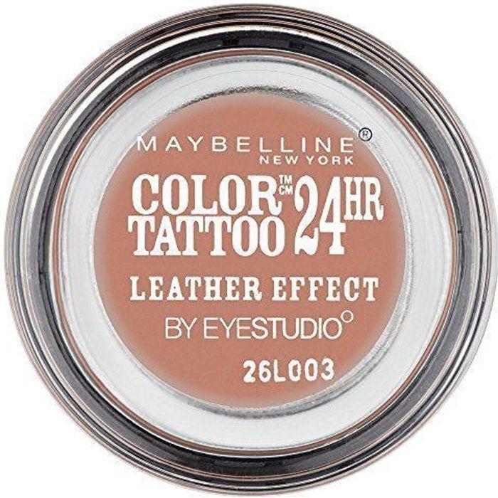GEMEY MAYBELLINE Ombre à paupières crème Color Tattoo - Beige