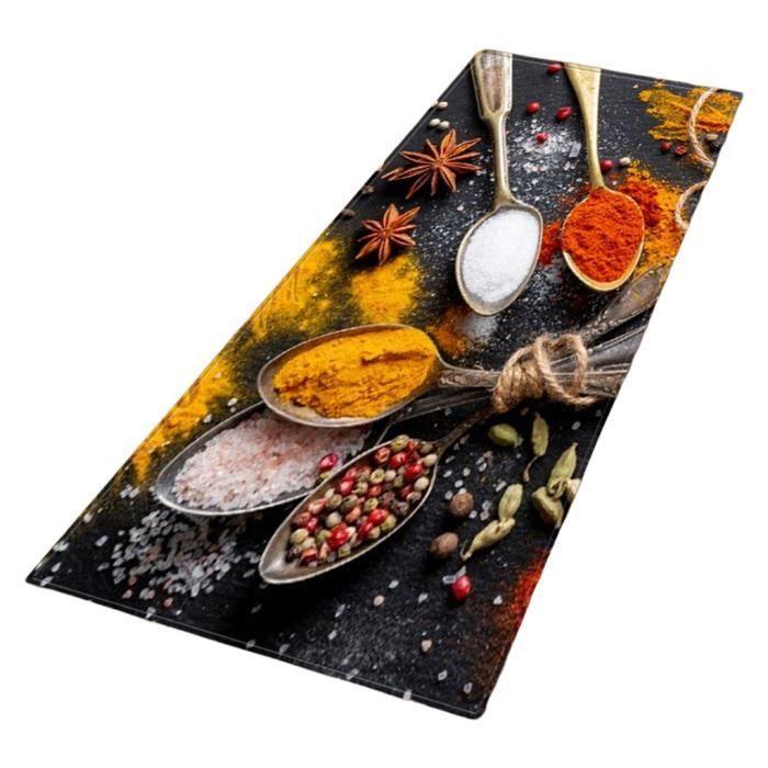 Tapis de cuisine confort tapis de sol rembourré évier de maison entrée couloir tapis chambre décor long tapis C 60x180cm
