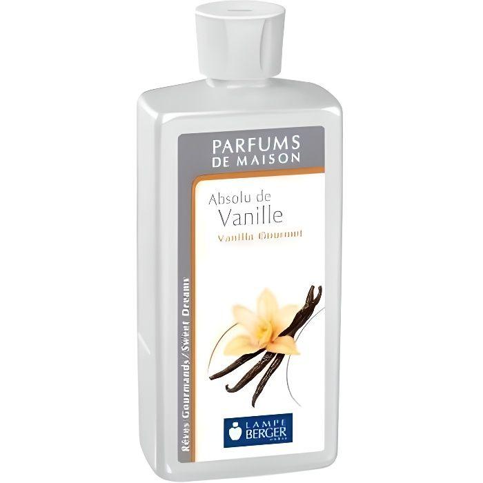 parfum maison lampe berger absolu vanille