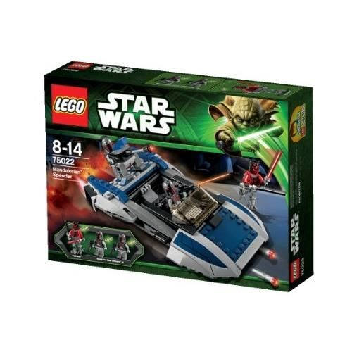LEGO STAR WARS - 75022 - JEU DE CONSTRUCTION - …