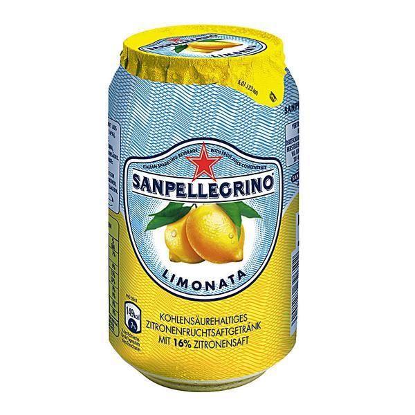 Sanpellegrino Limonata 24 x 0,33l