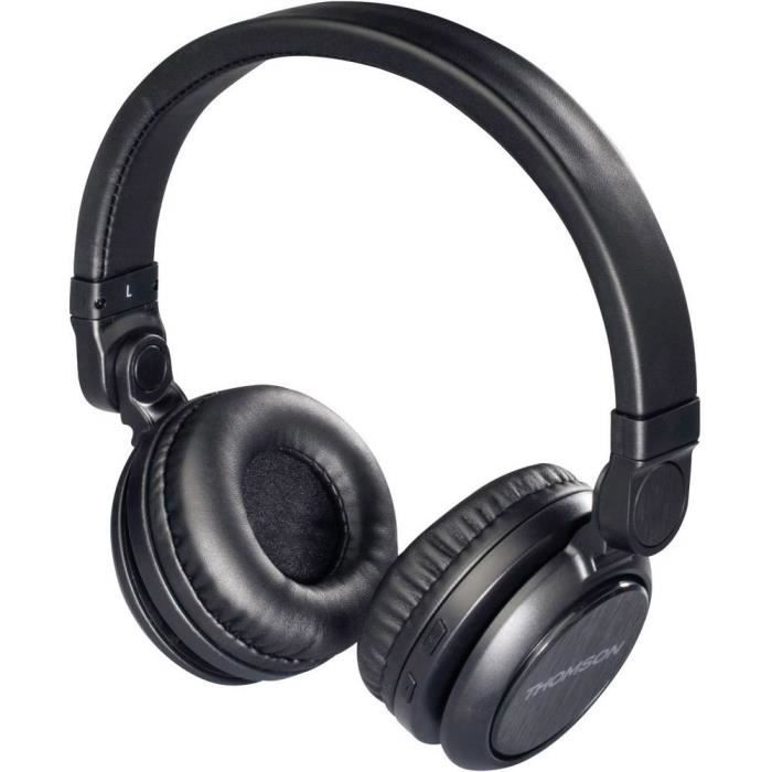Thomson WHP-6007 B 131987 Bluetooth noir
