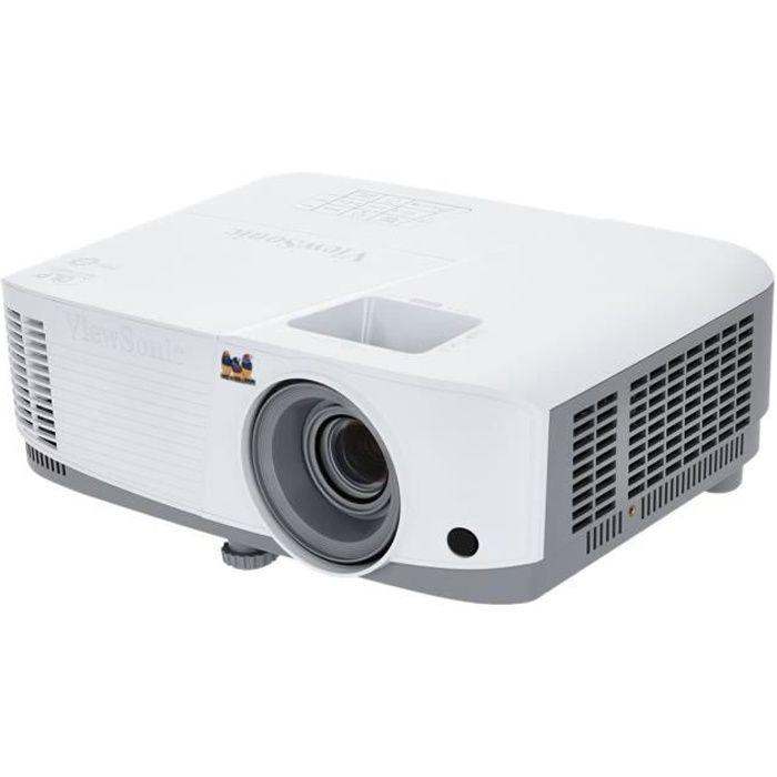 VIEWSONIC Projecteur DLP PA503S - 3D - 3600 ANSI lumens - SVGA (800 x 600) - 4:3 - Avec 1 an de service Express Exchange
