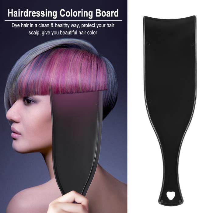 Pro Tableau De Coloration Des Cheveux Plaque De Revetement Pour