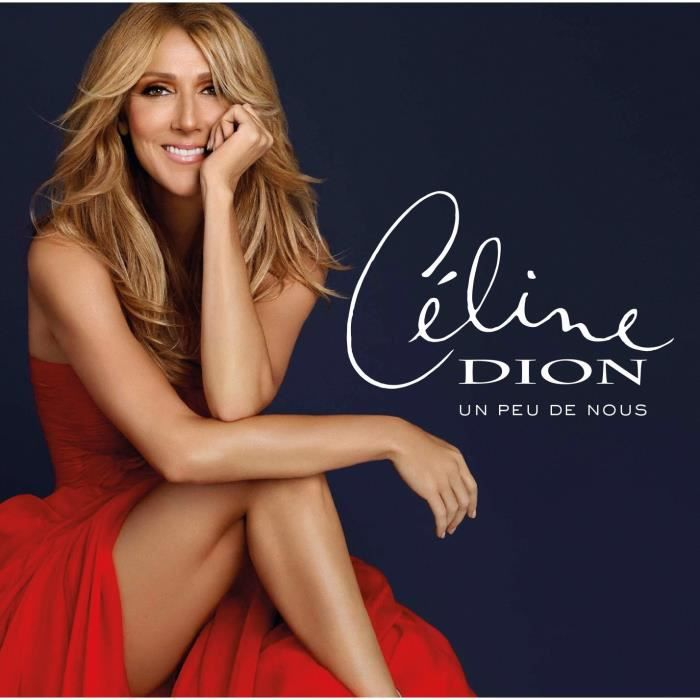 Celine dion un peu de nous album cd 2017 achat cd cd for On traverse un miroir celine dion