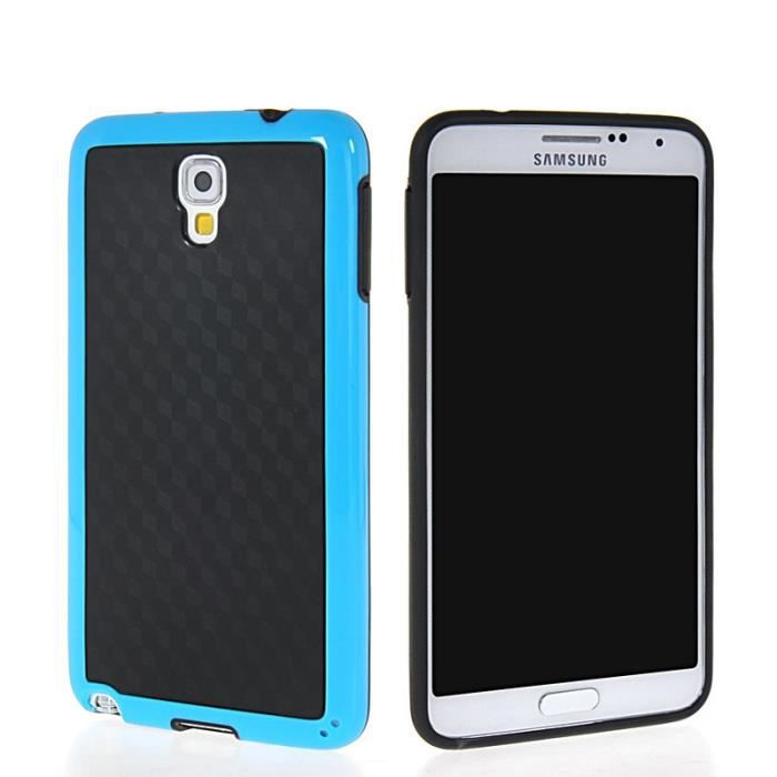 mooncase tpu coque en silicone housse de protection case tui pour samsung galaxy note 3 lite. Black Bedroom Furniture Sets. Home Design Ideas